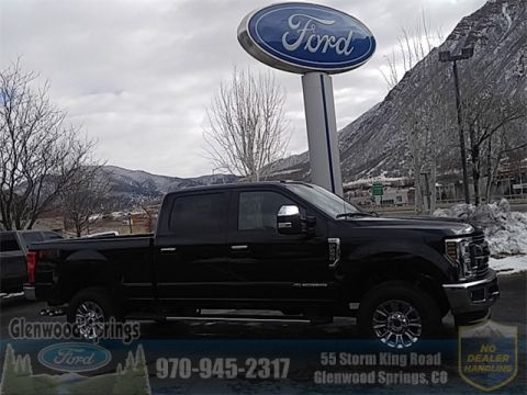 New 2018 Ford F-250SD XLT 4WD