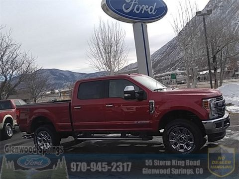 New 2018 Ford F-250SD Lariat 4WD