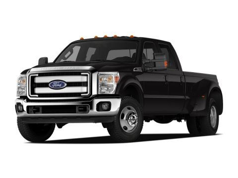 Pre-Owned 2012 Ford F-350SD Lariat 4WD