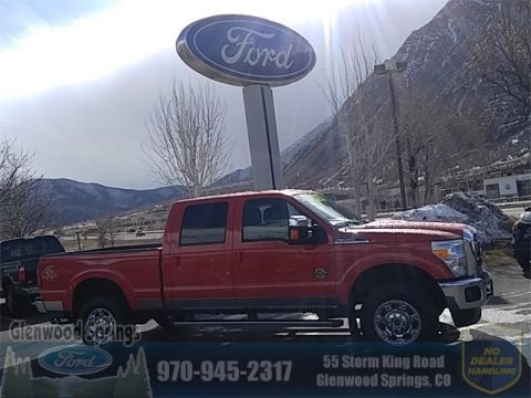 Pre-Owned 2015 Ford F-350SD Lariat 4WD