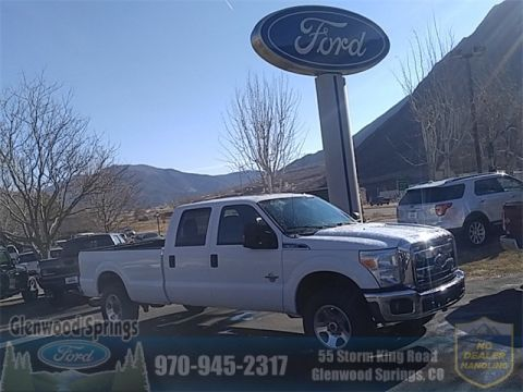 Pre-Owned 2015 Ford F-350SD XLT 4WD