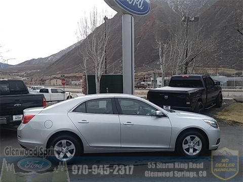 Pre-Owned 2016 Chevrolet Malibu Limited LT FWD 4D Sedan