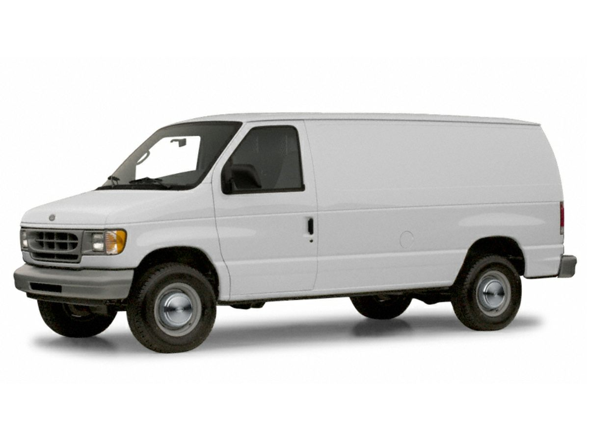 Pre-Owned 2001 Ford E-350SD XL