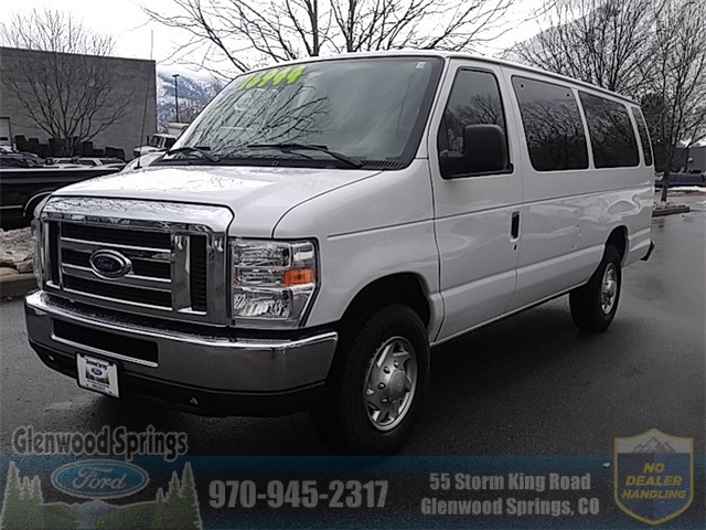 Pre-Owned 2013 Ford E-350SD XLT