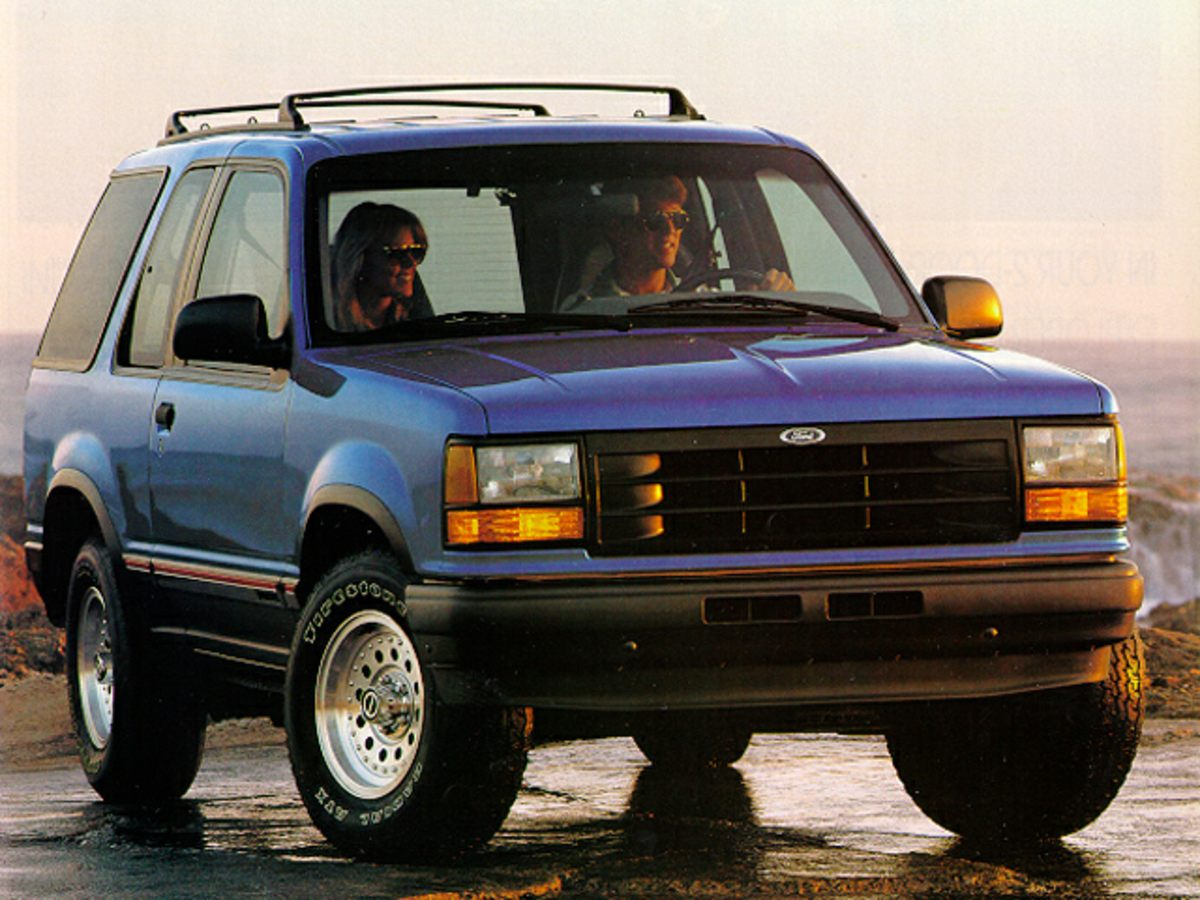 Pre owned 1993 ford explorer