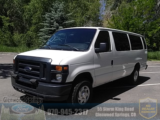 Pre-Owned 2010 Ford E-350SD Commercial