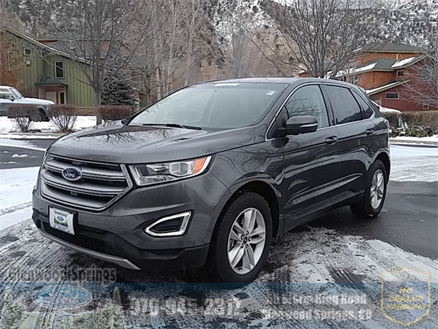 Certified Pre-Owned 2015 Ford Edge SEL