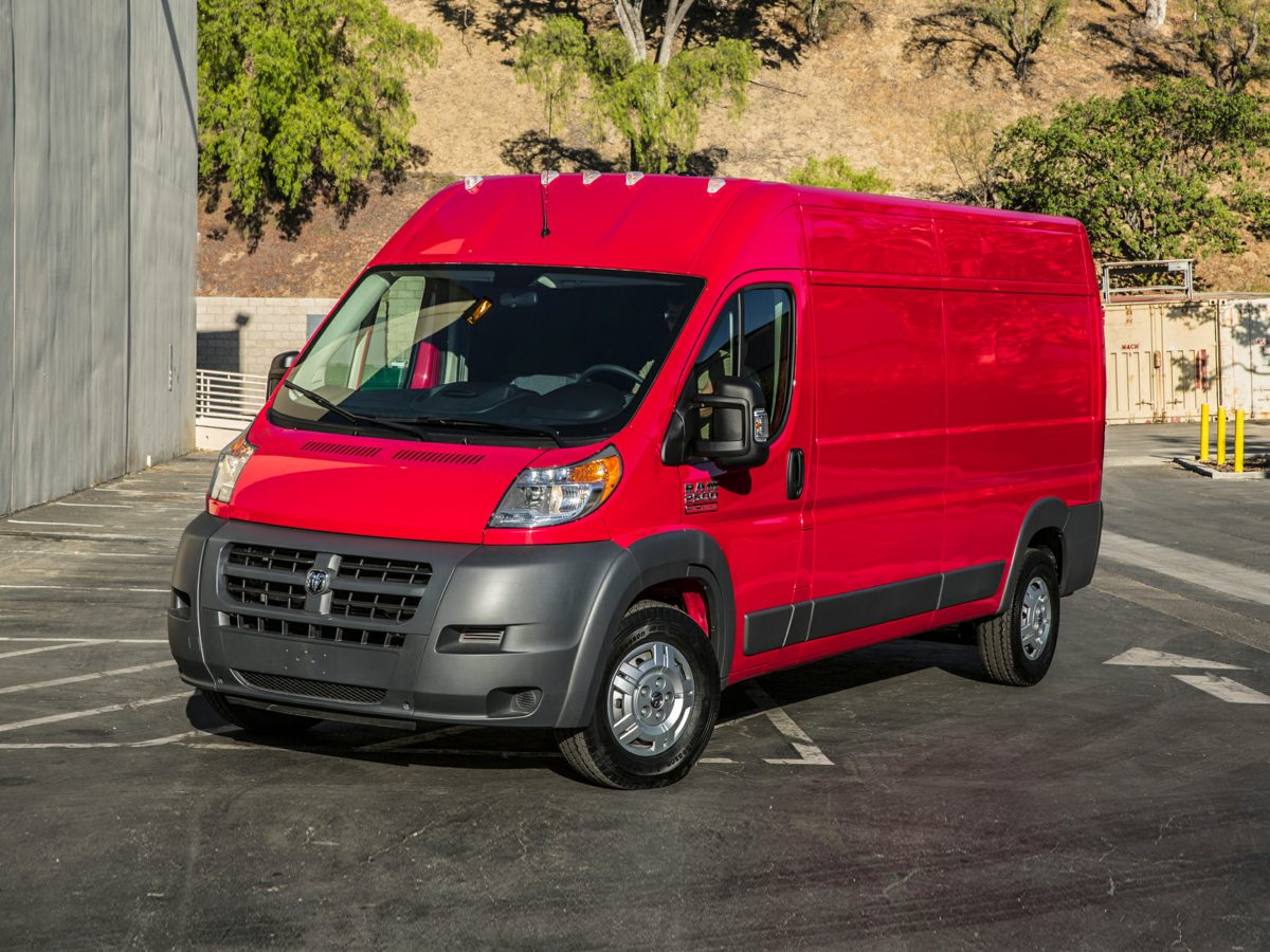 Pre-Owned 2016 Ram ProMaster 2500 High Roof