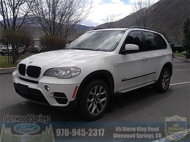 Pre-Owned 2012 BMW X5 xDrive35i