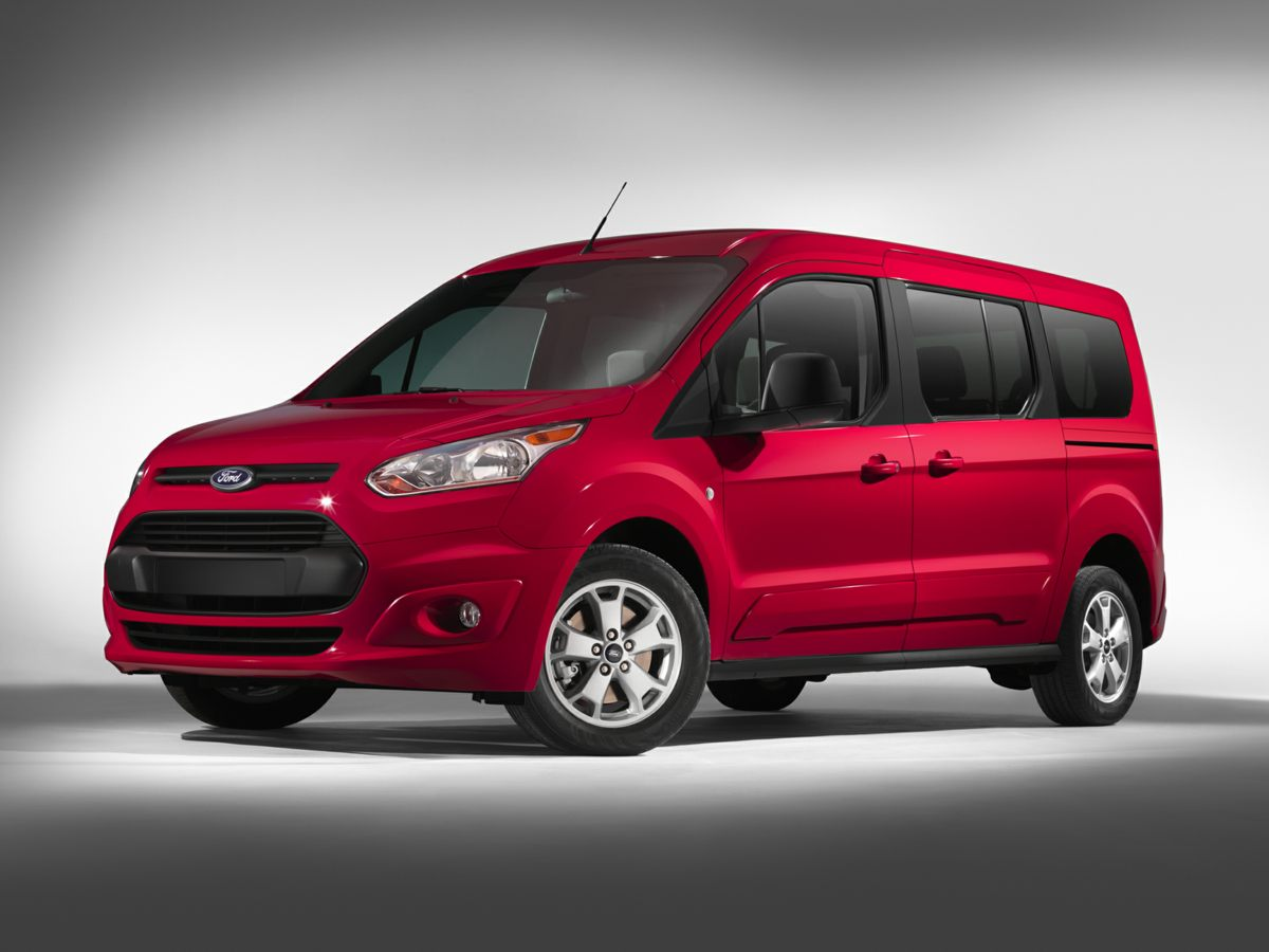 Certified Pre-Owned 2016 Ford Transit Connect XLT