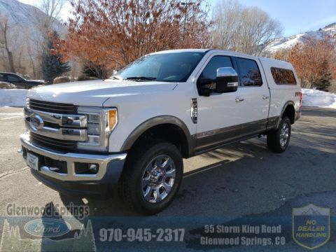 Certified Pre-Owned 2018 Ford F-250SD King Ranch