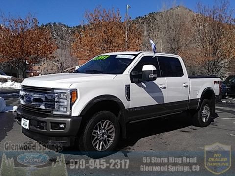 Certified Pre-Owned 2018 Ford F-350SD King Ranch
