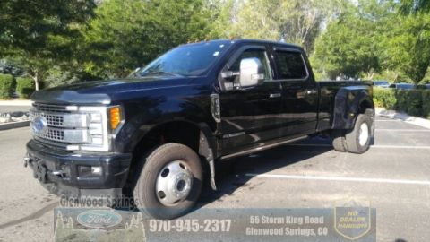 Pre-Owned 2017 Ford F-350SD Platinum