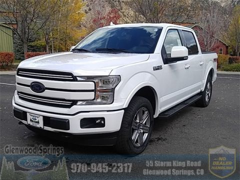 New 2018 Ford F-150 Lariat