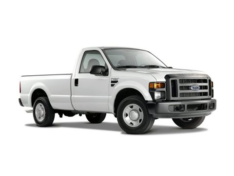 Pre-Owned 2009 Ford F-350SD
