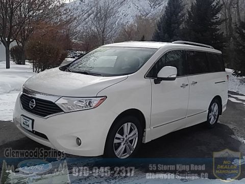 Pre-Owned 2015 Nissan Quest 3.5 SL